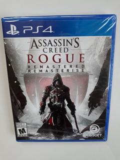 Assassins Creed Rogue Juego Ps4 Nuevo Y Sellado En Español.