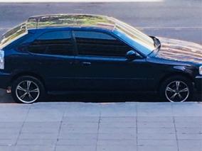 Honda Civic 1.6 Ex Coupe At Sobresaliente U/dño Argemotors