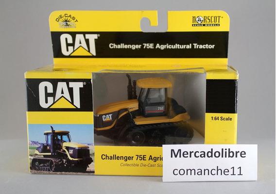 Tractor Caterpillar Challenger 75e Escala 1:64
