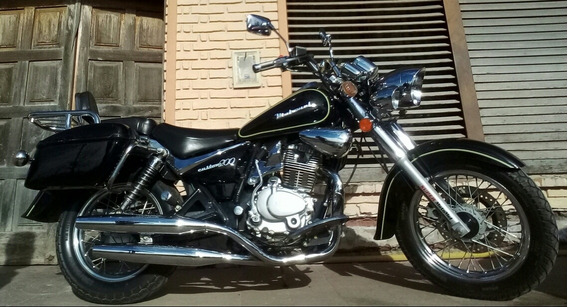 Motomel Custom 200cc
