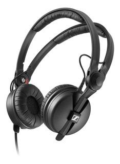 Sennheiser Audifonos Para Dj De Diadema Hd25plus +