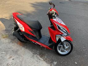 Elite 125 (novissima) Replica Ducati Staff (suporte)