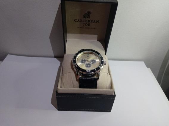 Relógio Caribbean Joe Modelo Único No Brasil