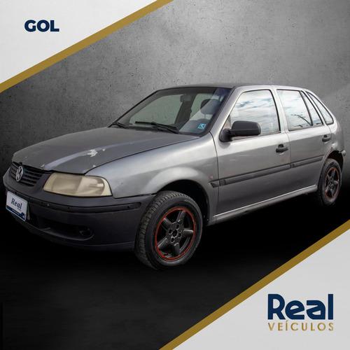 Imagem 1 de 7 de Volkswagen Gol Power 1.0 16v 2002/2002