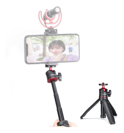 Ulanzi Mt-08 Mini Extendable Desktop TriPod Handheld