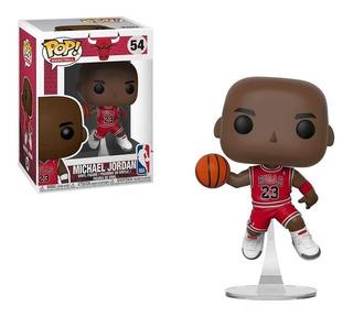 Funko Pop Nba Chicago Bulls Michael Jordan