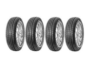 4 Dunlop Sp Touring T1 165/65 R13 Servicios Gratis Bahia