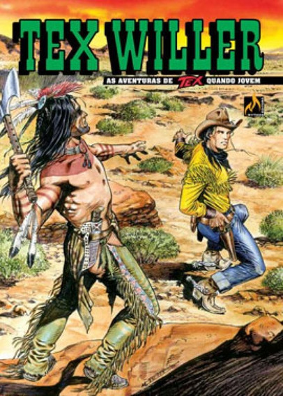 Tex Willer 6 - Coyoteros