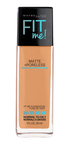Base Matificante Fit Me Tono 330 Toffee Maybelline