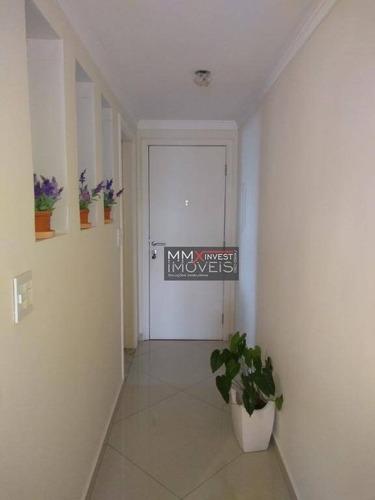 Imagem 1 de 19 de Apartamento Com 3 Dormitórios À Venda, 100 M² Por R$ 860.000,00 - Vila Aurora (zona Norte) - São Paulo/sp - Ap0678