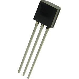 25pçs Transistor Bc327 Pnp