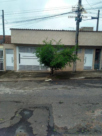 Casa Com 2 Dormitórios À Venda, 140 M² Por R$ 340.000 - Parque Rodrigo Barreto - Arujá/sp - Ca0688