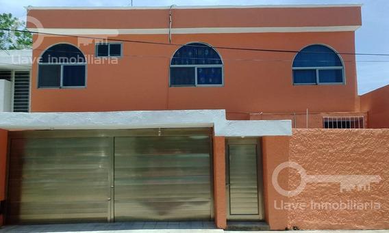 Casa En Venta, Col. Petrolera, Minatitlán