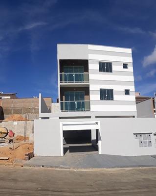 Apartamento Com 3 Quartos Para Comprar No Residencial Morumbí Em Poços De Caldas/mg - 2625