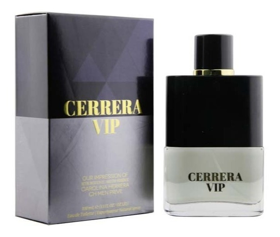 Cerrera Vip Edt - The Preferred Collection