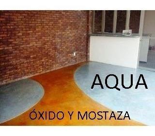 Kit Para Oxidar Concreto 250-m2