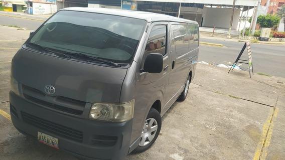 Toyota Hiace Vans De Carga