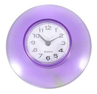 Silencio Silencioso - Reloj De Pared Impermeable Cuarzo Relo