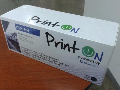 Toner Printon Canon 104