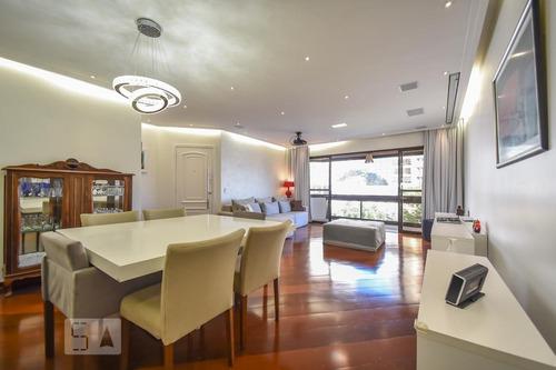 Apartamento À Venda - Portal Do Morumbi, 4 Quartos,  180 - S892920481