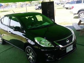 Nissan Versa 1.6 Advance 5vel Mt