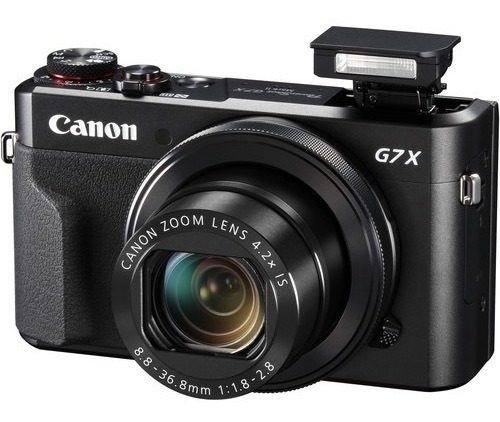 Canon Powershot G7x Mark Li Digital Camera