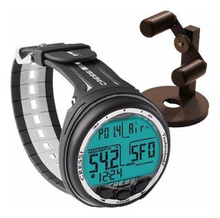 Cressi Giotto Dive Computer Scuba Diving Instrument W/ Watch