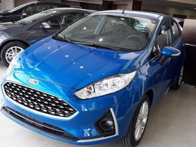 Ford Fiesta Se 1.6 2018 0 Km | Azul