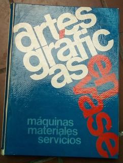 Enciclopedia Artes Gráficas Envase . Maquinas Materiales,
