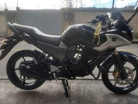 Yamaha Fazer 160 Negra Modelo 2015