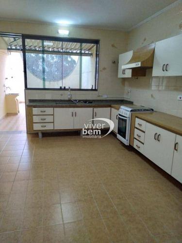 Imagem 1 de 20 de Sobrado Com 3 Dormitórios À Venda Por R$ 850.000,00 - Jardim Textil - São Paulo/sp - So0559