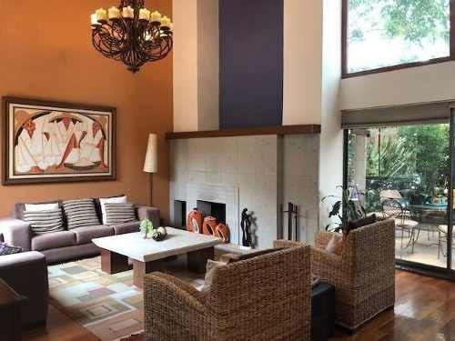 Casa En Renta En Cuajimalpa