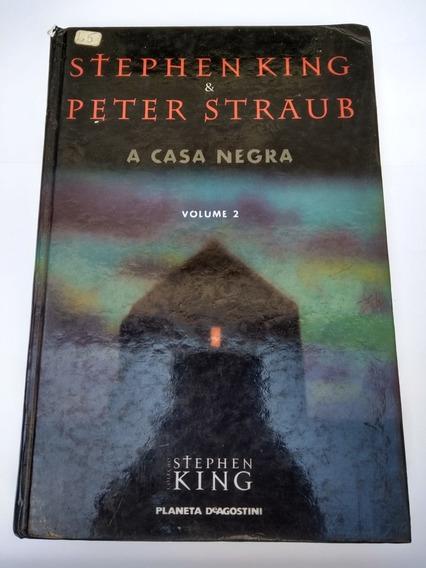 Livro A Casa Negra Volume 2 Stephen King E Peter Straub