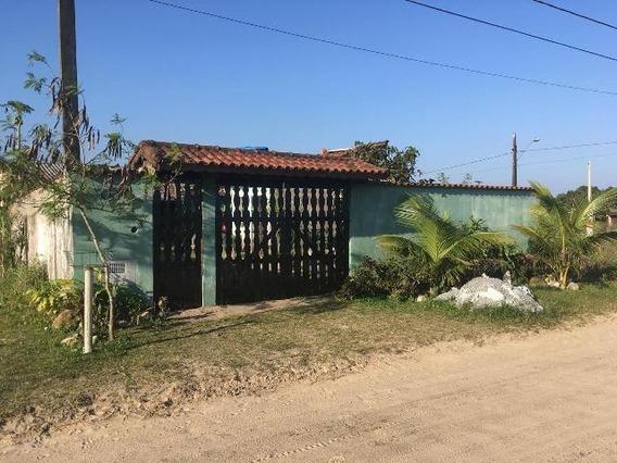 Casa Na Praia Com 2 Quartos, Entrada Mais Parcelas - 4674/pg