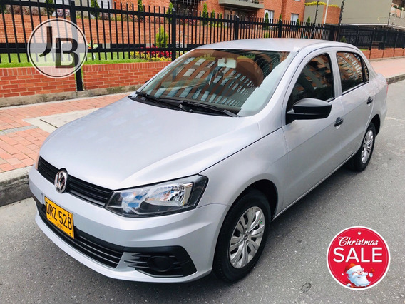 Gol Voyage Trendline 1.6 Mt Aa Dh Abs Impecable