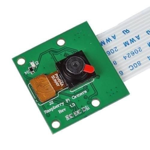 Modulo Câmera Raspberry Pi 5mp Sunny P5v04a + Cabo Flat