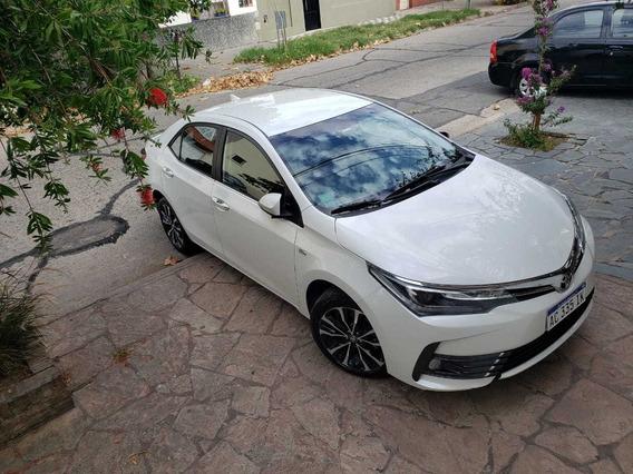 Toyota Corolla Se-g 1.8 Cvt