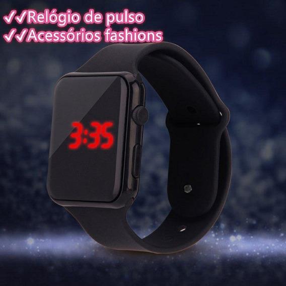 Promoção Relógio De Pulso Digital Led Barato Estiloso