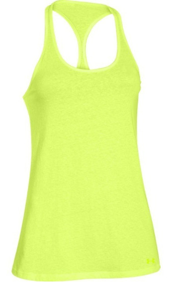 Camiseta Esqueleto Under Armour Ultimate Tank Para Mujer