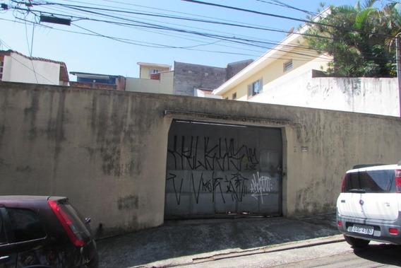 Terreno Comercial À Venda, Alto Da Mooca, São Paulo. - Te0136