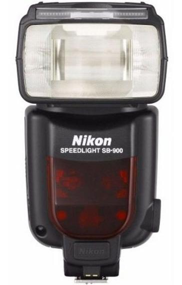 Flash Nikon Speedlight Sb-900 I-ttl