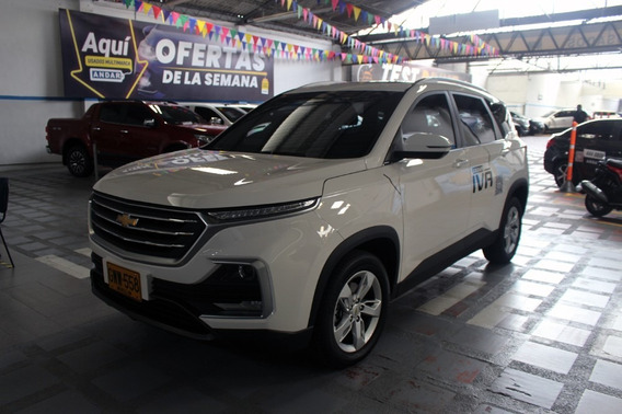 Chevrolet Captiva Lt 1.5