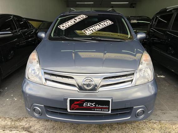 Nissan Livina 1.8 S 16v Automático Completo