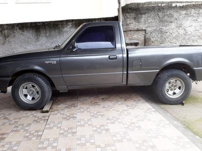 Ford Ranger Xl B 2.3 97, Excelente Para Trabalho