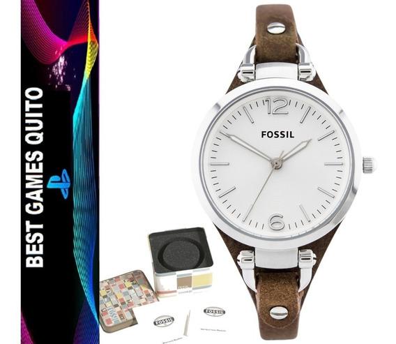 Reloj Fossil Es3060 Para Dama /varios Modelos Des$94
