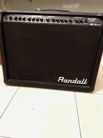 Amplificador De Guitarra Randall Rg100 Sc (100w)+ Footswitch