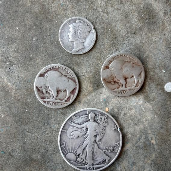 Monedas Antiguas Americanas