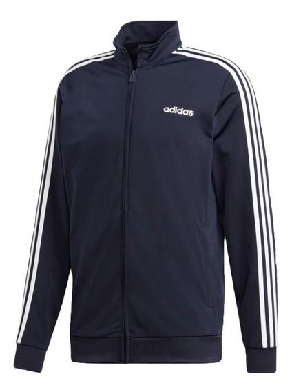 Campera Deportiva adidas Essentials Tricot 3 Tiras Abc Depor