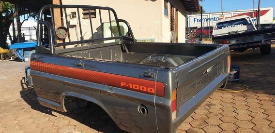 Ford F1000 Caçamba F1000