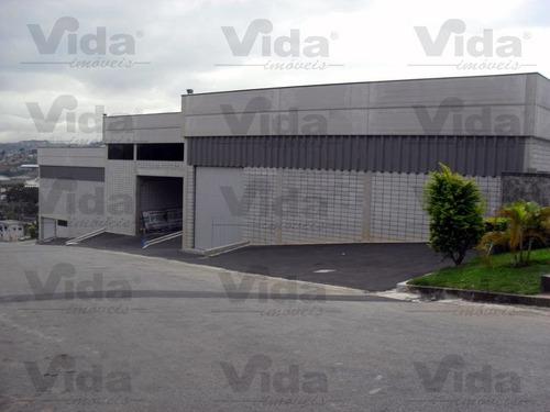 Imagem 1 de 12 de Galpão Para Aluguel, 2000.0m² - 14893